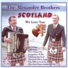 Scotland We Love You