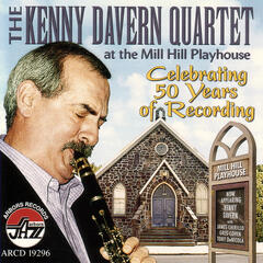 Kenny Davern Quartet At The Mill Hill Playhouse (Arbors 19296)