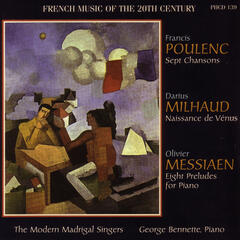 French Music Of The 20th Century, Poulenc/Milhaud/Messiaen