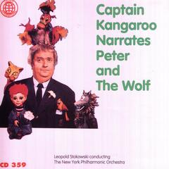 Captain Kangaroo Narrates Peter and The Wolf