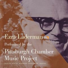 Music of Ezra Laderman, Vol. 5