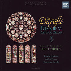 Duruflé: Requiem & Suite for Organ