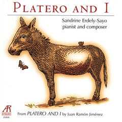 Sandrine Erdely-Sayo: Platero and I