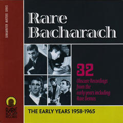 Rare Bacharach: The Early Years 1958-1965