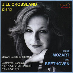 Jill Crossland plays Mozart and Beethoven
