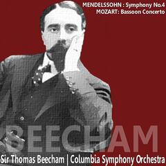 Mendelsson: Symphony No. 4 - Mozart: Bassoon Concerto