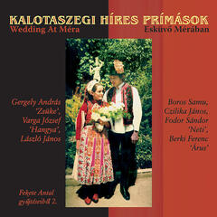 Famous fiddlers from Kalotaszeg: Wedding At Méra - Antal Fekete's Field Recordings 2.