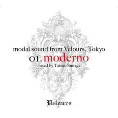 Modal Sound From Velours, Tokyo 01.Moderno