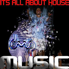 It's All About House Music (feat. Damian Pinto) - Single