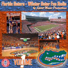 Florida Gators - WGATOR Gator Fan Radio, Vol. 1