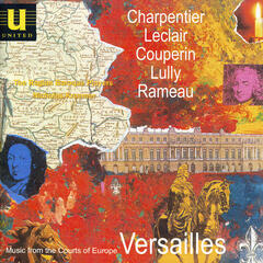 Music from the Courts of Europe - Versailles