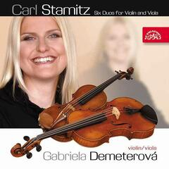 Stamitz:  Six Duos for Violin and Viola