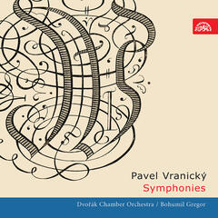 Vranicky: Symphonies in D major, in C minor, in C major