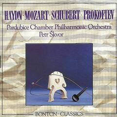 Haydn, Mozart, Schubert, Prokofiev: Works for Orchestra
