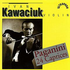 Paganini:  24 Caprices for Violin, Op. 1