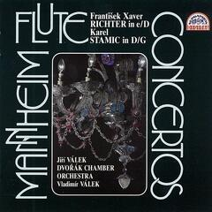 Richter / Stamic:  Concertos for Flute and Orchestra