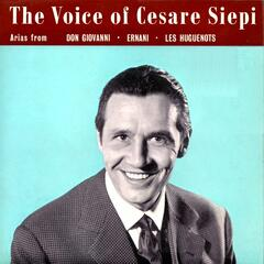 The Voice of Cesare Siepe - EP