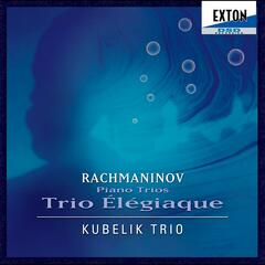 Rachmaninov : Piano Trios No.1 & No.2