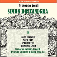 Verdi: Simon Boccanegra, Vol. 2 [1951]