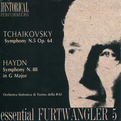 Tchaikovsky: Symphony No. 5 in E Minor - Haydn: Symphony No. 88 in G Major