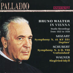 Bruno Walter in Vienna - Studio Recordings from 1935 to 1938