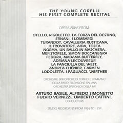 The young Corelli