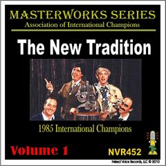 The New Tradition - Masterworks Series Volume 1