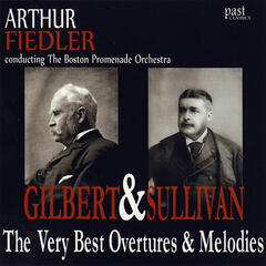The Very Best Overtures & Melodies Of Gilbert & Sullivan