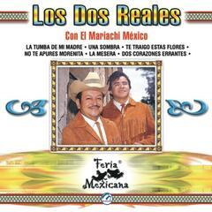 Los Dos Reales Con El Mariachi México - Feria Mexicana