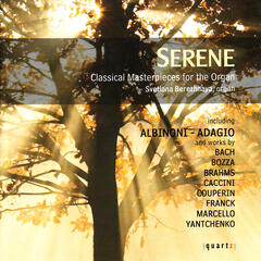 Serene - Classical Materpieces for the Organ