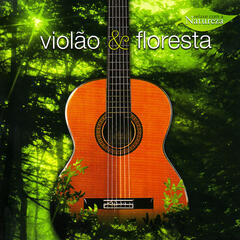 Forest and Acoustic Guitar