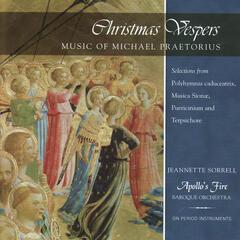 Praetorious Christmas  Vespers