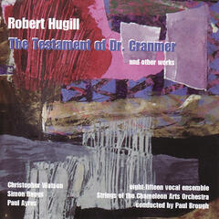 Robert Hugill: The Testament of Thomas Cranmer