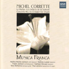 Michel Corrette: Le Phénix, Les Délices de la Solitude, Concerto No. 1 in G Major