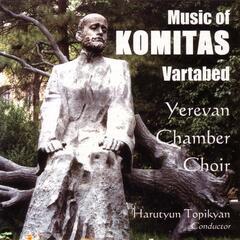 Music of Komitas Vartabed