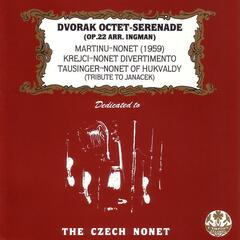 Dedicated To The Czech Nonet