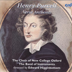 Purcell: Verse Anthems
