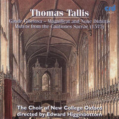 Tallis, Gaude Gloriosa - Magnificat And Nunc Dimittis Motets From The Cantiones Sacrae