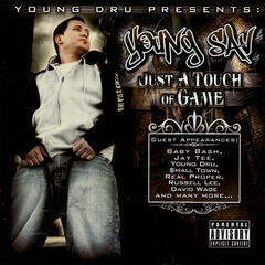 Young Dru Presents Just a Touch of Game