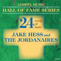 Gospel Music Hall of Fame Series - Jake Hess and The Jordanaires - 24 Songs of Faith