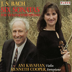 Bach: Six Sonatas for Violin and Fortepiano
