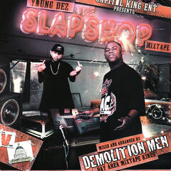 The Slapshop Mixtape