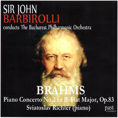 Brahms: Piano Concerto No. 2 in B-Flat Major