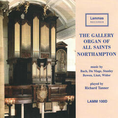 The Gallery of Organ of all Saints, Northampton