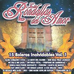 Las Rondallas Del Amor - 15 Boleros Inolvidables Vol. 1