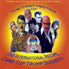 The First Meeting Of The International Recipe Card Top Trump Society