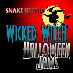 Wicked Witch Halloween Jams