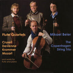 Flute Quartets and Works for Flute and Piano - Mozart, Chopin, Crusell