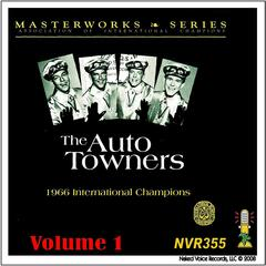 The Auto Towners - Masterworks Series Volume 1