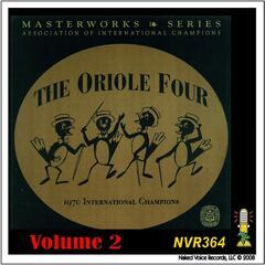 The Oriole Four - Masterworks Series Volume 2